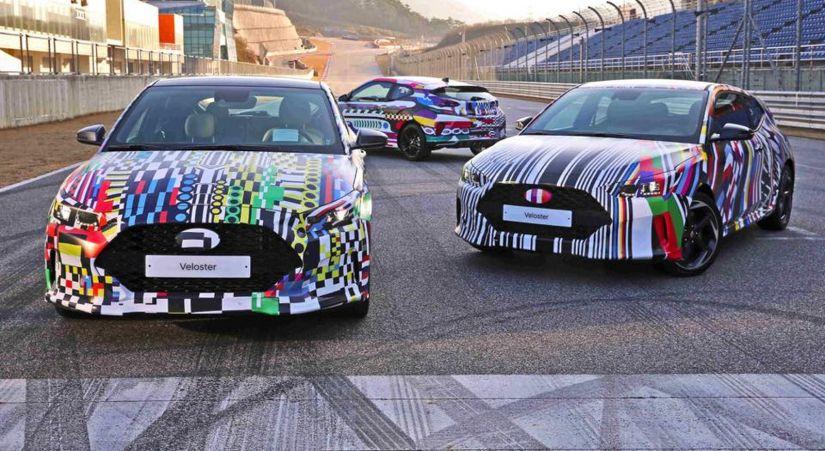 Hyundai confirma que 2ª geração do Veloster está pronta para 2018