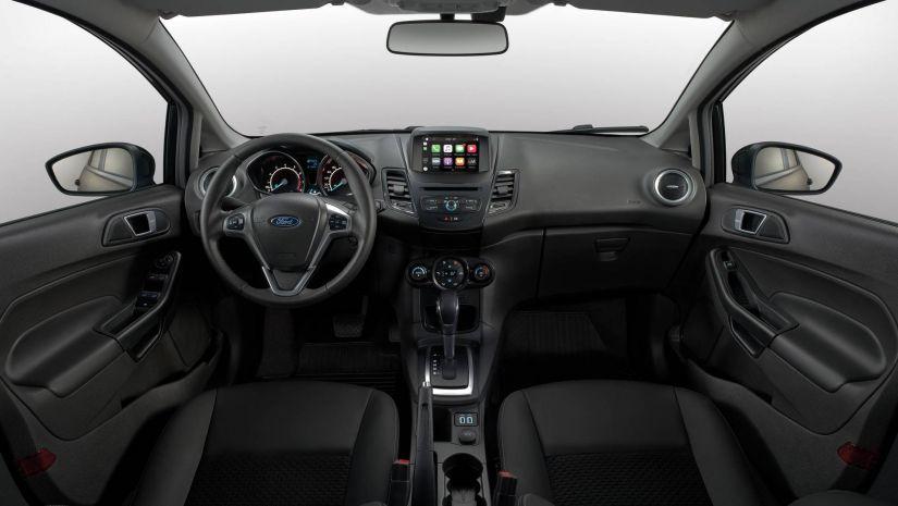 Novo Ford Fiesta é lançado na Argentina