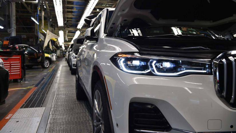BMW revela detalhes do novo X7 - Foto 1