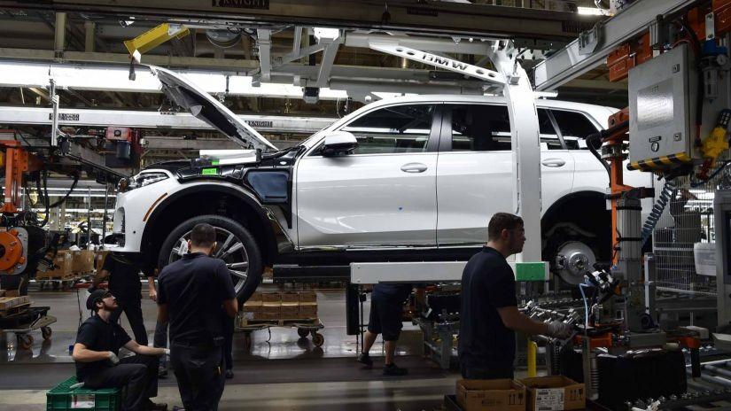 BMW revela detalhes do novo X7 - Foto 3
