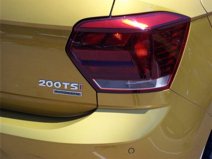Volkswagen Polo Highline 200 TSI