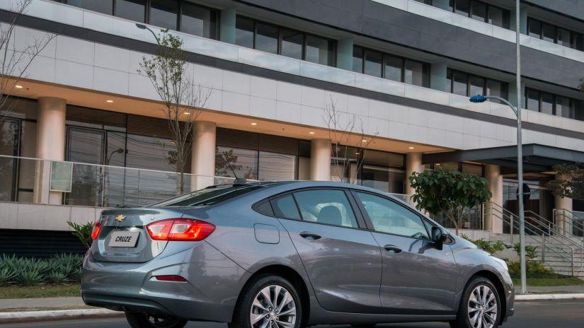 Chevrolet Cruze passará a oferecer motor 1.5 turbo nos Estados Unidos