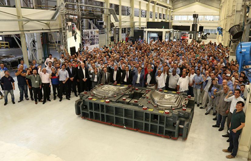 Volkswagen anuncia investimento de R$ 30 mi em novas máquinas de Ferramentaria