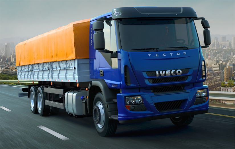 Iveco Tector Auto-Shift