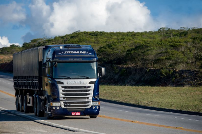 Scania R 440 6X4 Streamline Highline