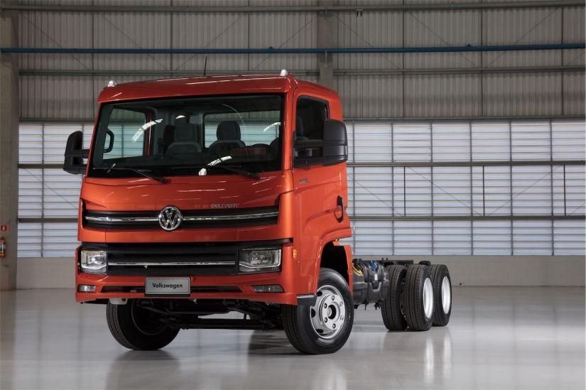 Volkswagen Delivery 13.180
