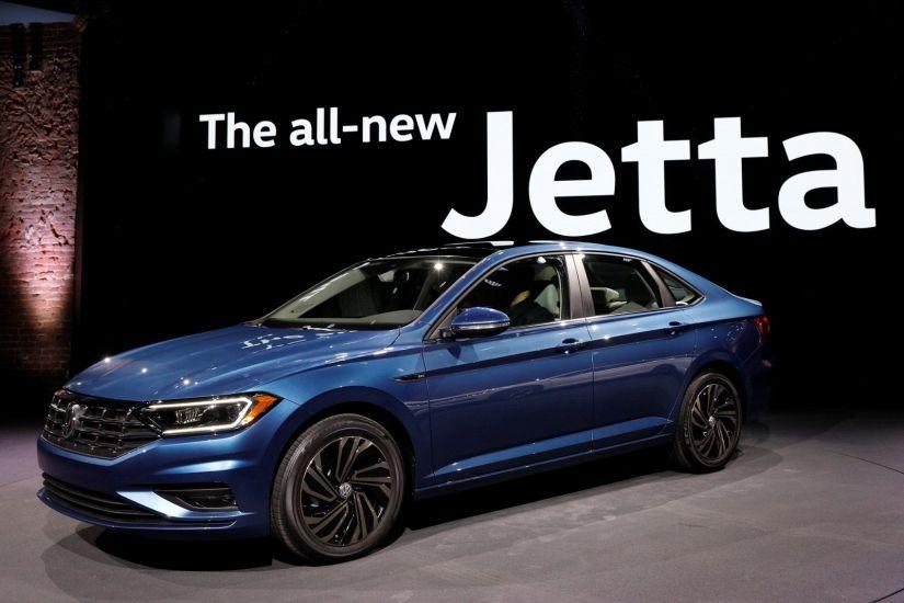 Novo Jetta estreia utilizando a mesma plataforma do Golf