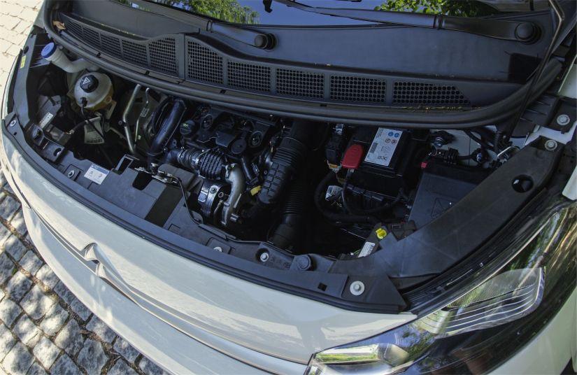Citroën Jumpy Furgão Pack
