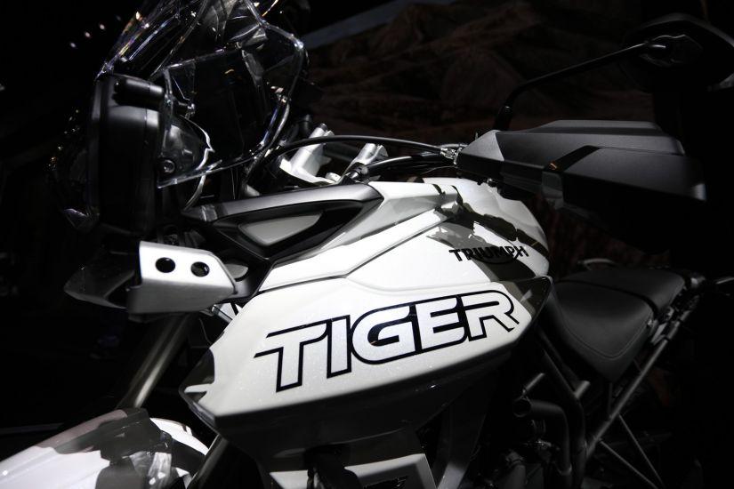 Nova Triumph Tiger 800 começará a ser vendida em junho no Brasil