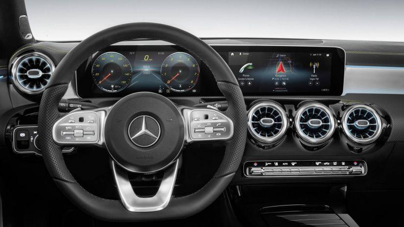 Mercedes-Benz revela teaser da nova geração do Classe A