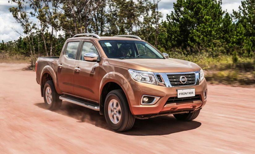 Nissan convoca recall de Frontier por problema na direção