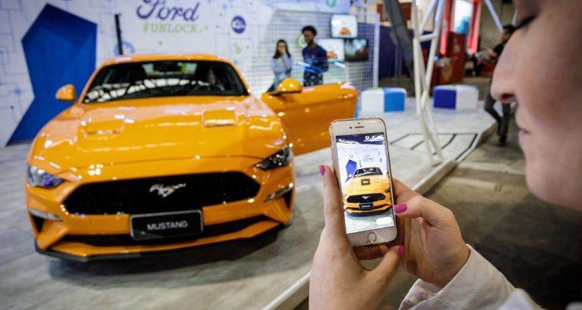 Ford lança App que mostra postos de combustíveis e estacionamentos mais baratos