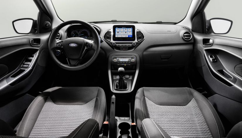 Ford Ka ganha visual renovado na Europa
