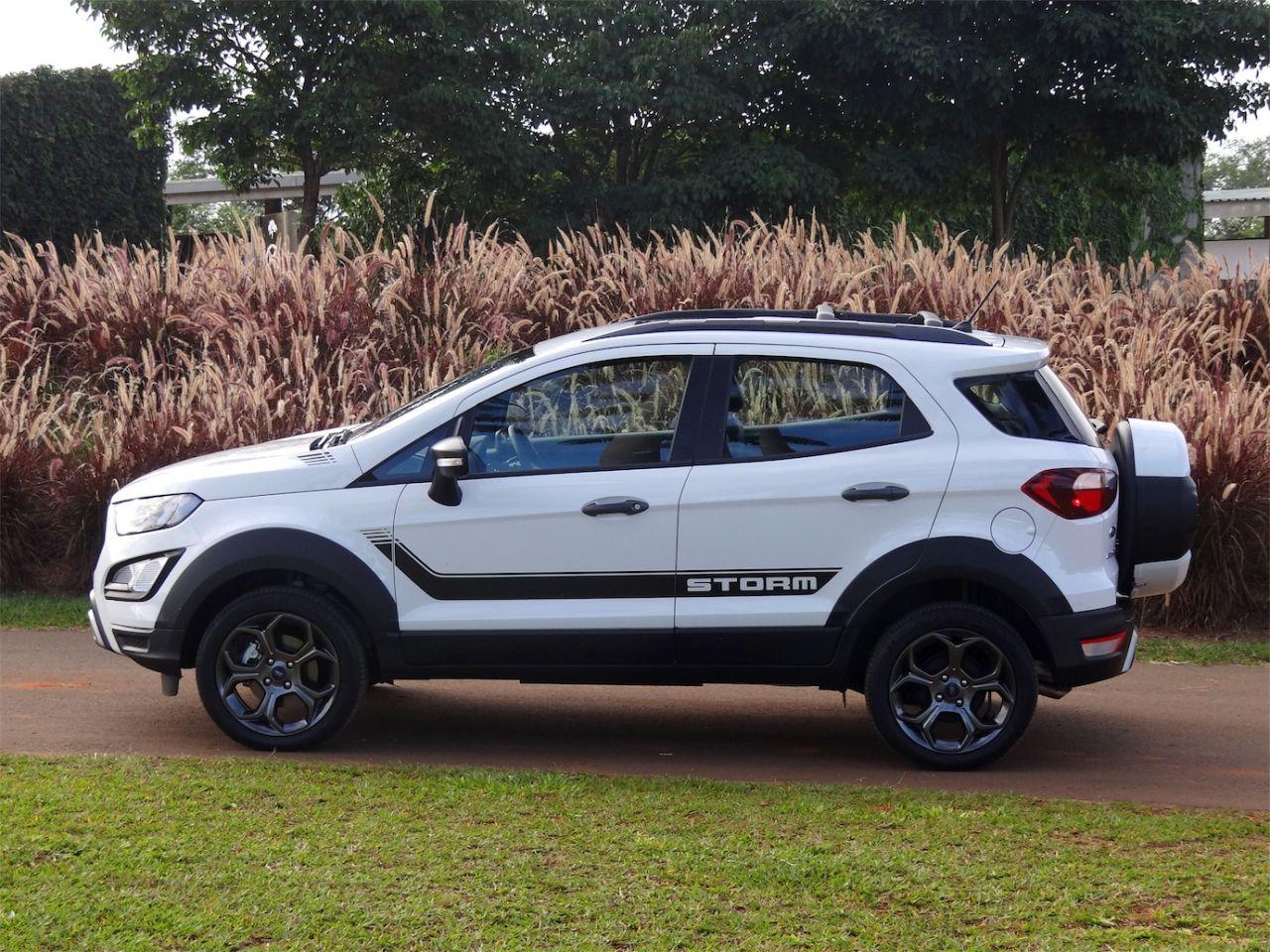 Ford Ecosport Storm Nueva Variante De 4 4 En Argentina Auto Infoblog