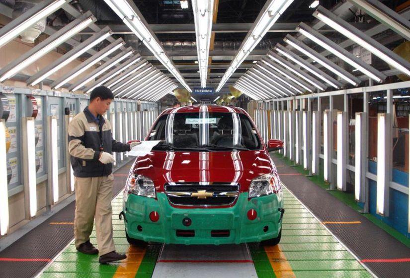 GM anuncia fechamento de fábrica na Coreia do Sul
