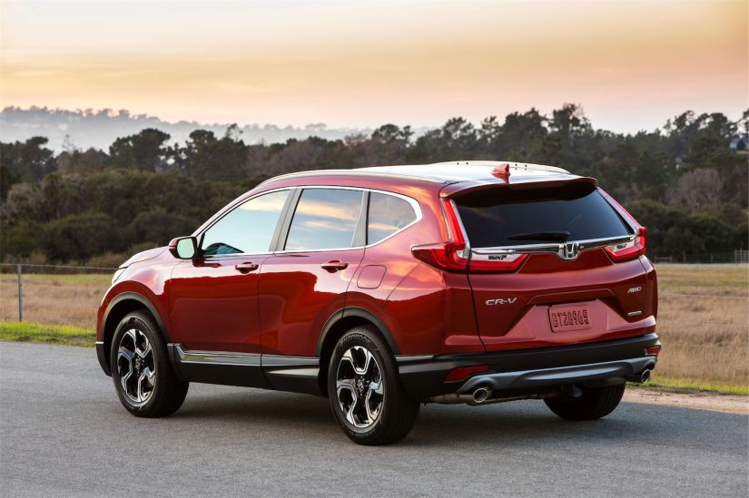 Novo Honda CR-V