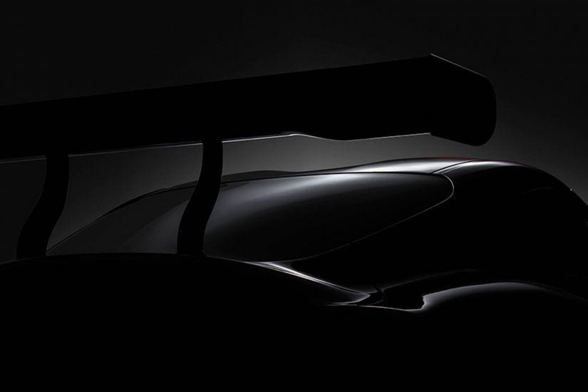 Toyota divulga teaser do novo Supra