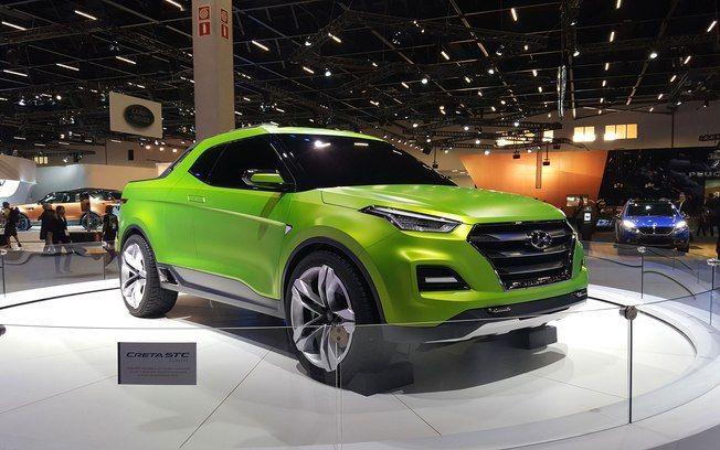 Novo Hyundai Creta é flagrado na Índia