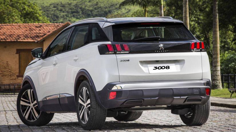Peugeot lança 3008 2019 versão Griffe Pack no Brasil