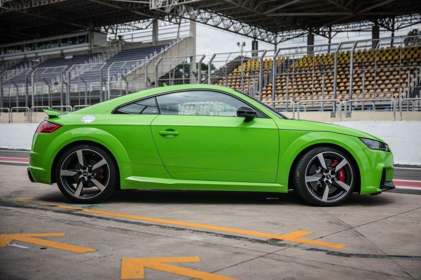Audi lança oficialmente TT RS no Brasil