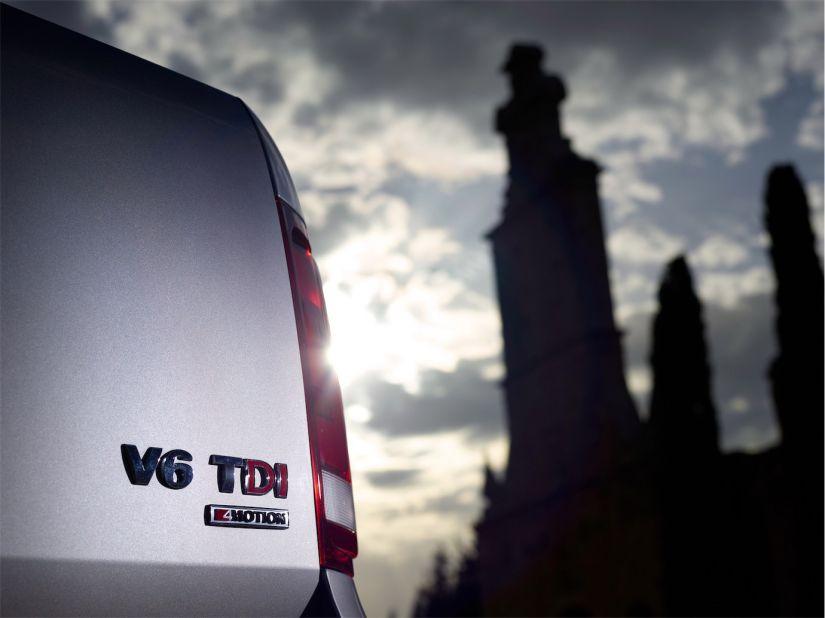 Volkswagen Amarok V6 3.0