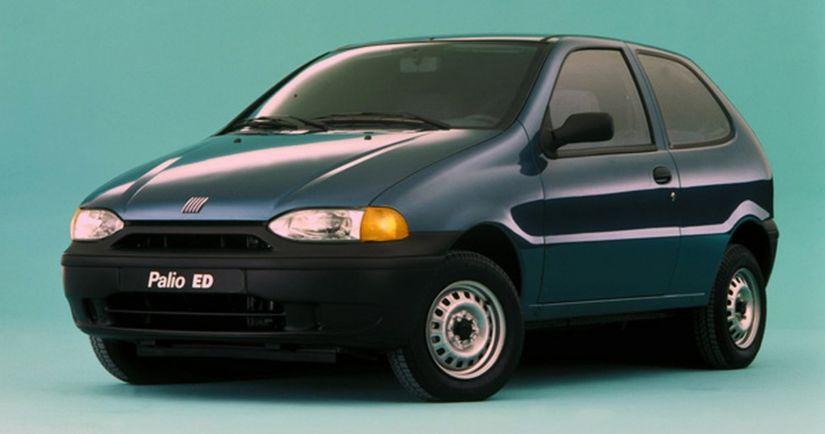 Fiat Palio sai de linha depois de 22 anos no Brasil