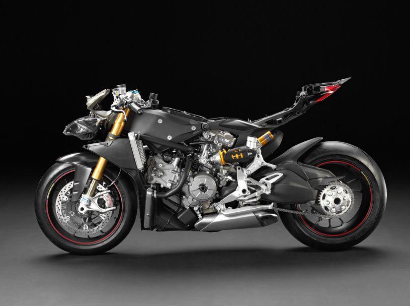 Ducati anuncia recall de diversos modelos de moto no Brasil