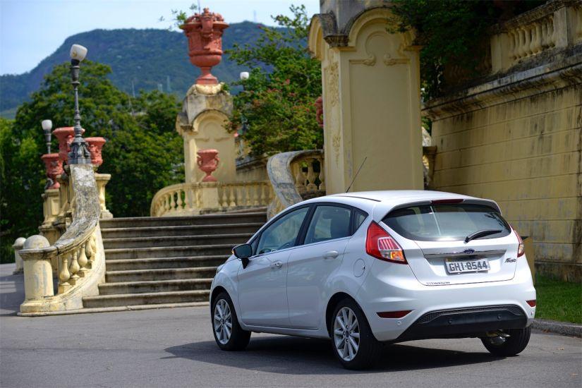 Ford Fiesta Titanium Plus 1.6
