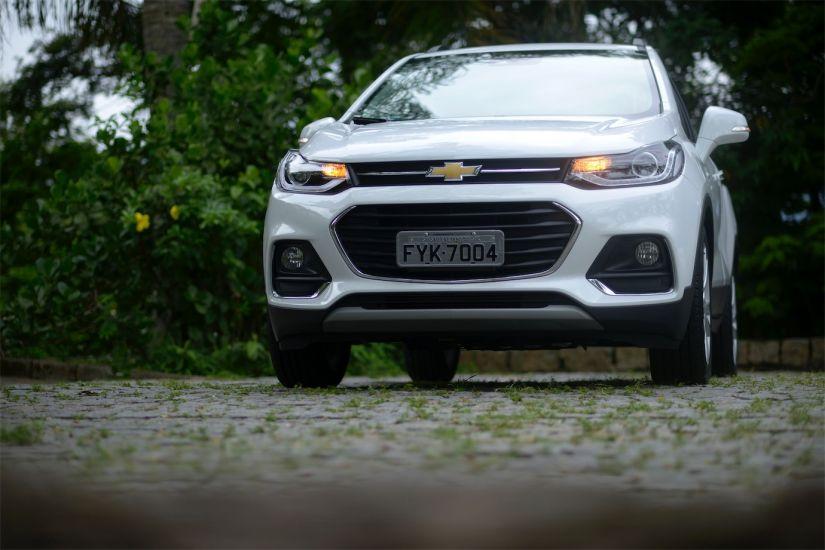 Chevrolet Tracker Premier
