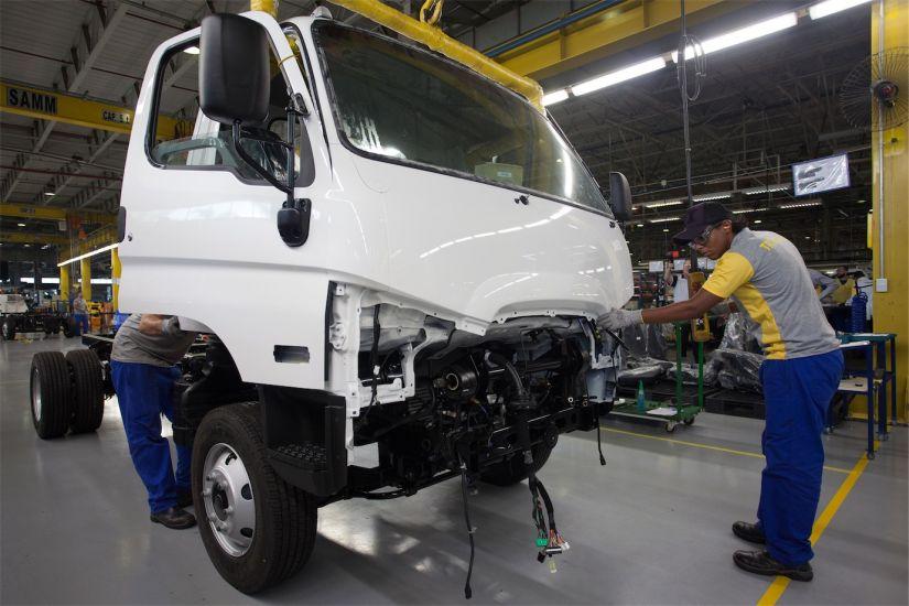 Hyundai caminhão HD 80