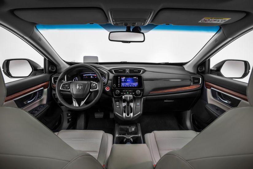 Honda lança novo CR-V no Brasil custando R$ 180 mil