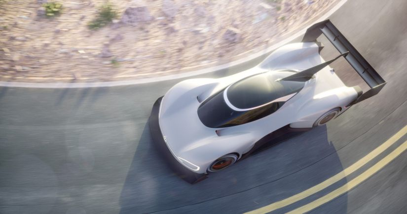 Volkswagen apresenta esportivo elétrico da família I.D.