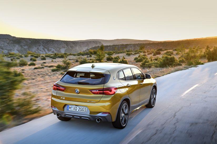 BMW inicia pré-venda do X2 para o mercado brasileiro