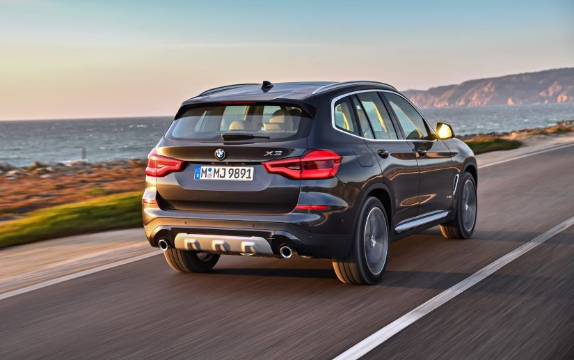 BMW confirma começo da fabricação do novo X3 no Brasil