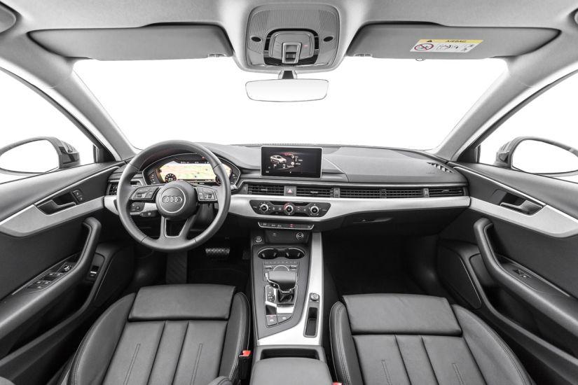 Audi divulga edição limitada do A4