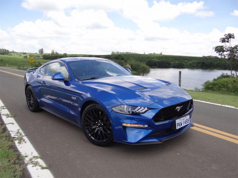 Ford Mustang GT Premium
