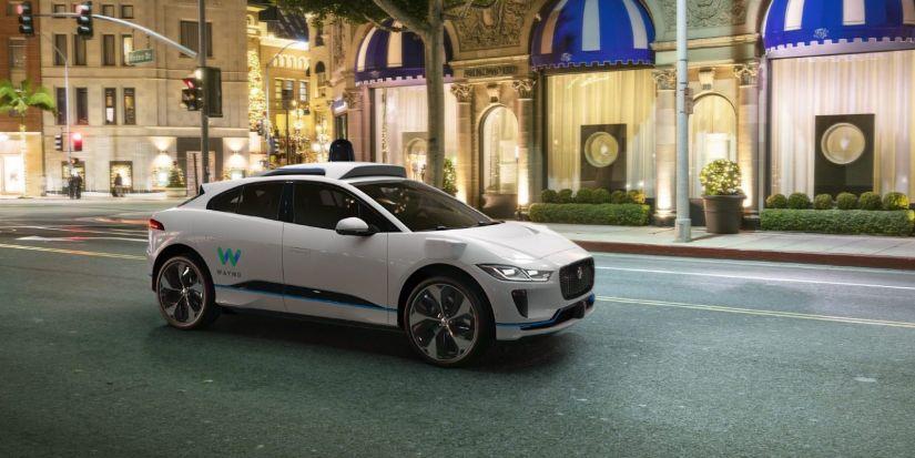 Waymo anuncia carro 100% autônomo em parceira com a Jaguar