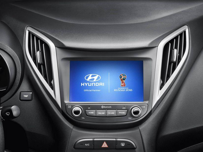 Hyundai confirma preço do modelo especial HB20 Copa do Mundo 2018