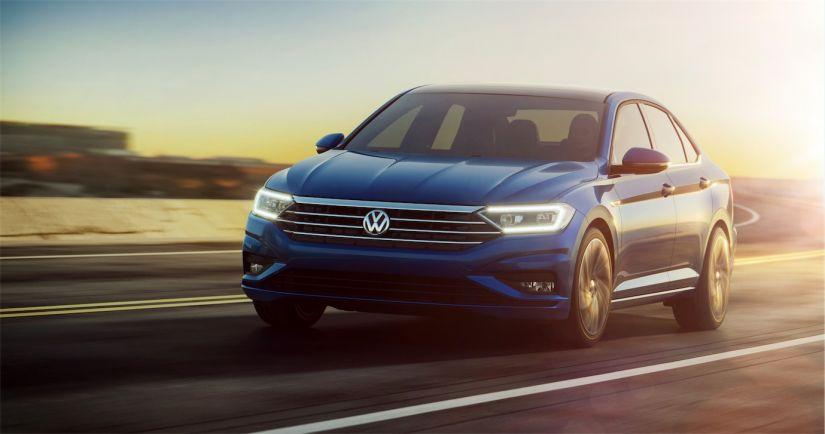 Volkswagen Jetta Highline