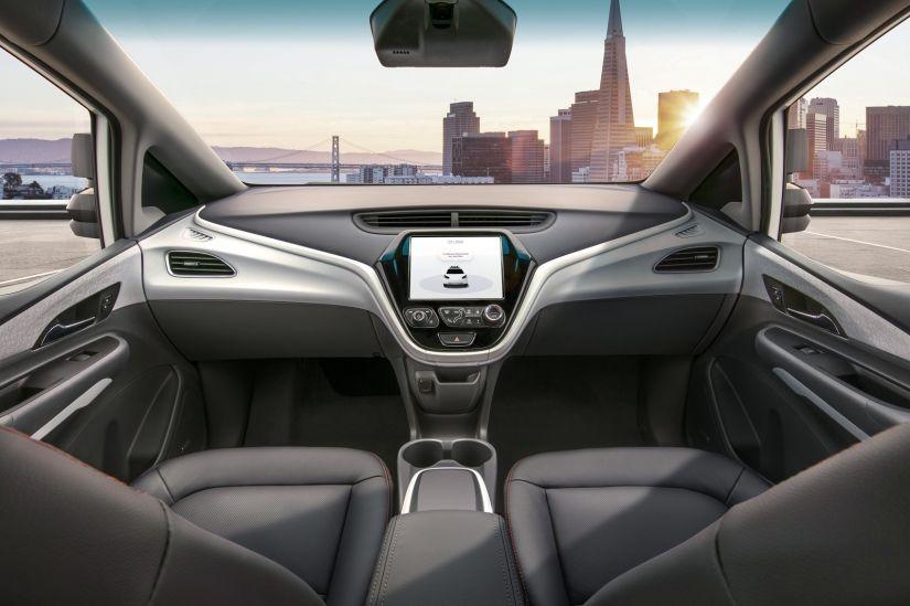 GM anuncia investimentos de US$ 100 milhões para fabricação de autônomos nos EUA