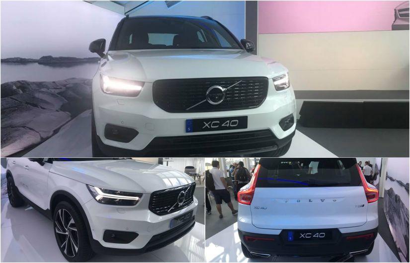 Volvo lança novo XC40 no Brasil custando a partir de R$ 169.950.
