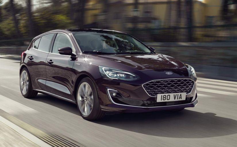 Ford lança novo Focus com versão aventureira