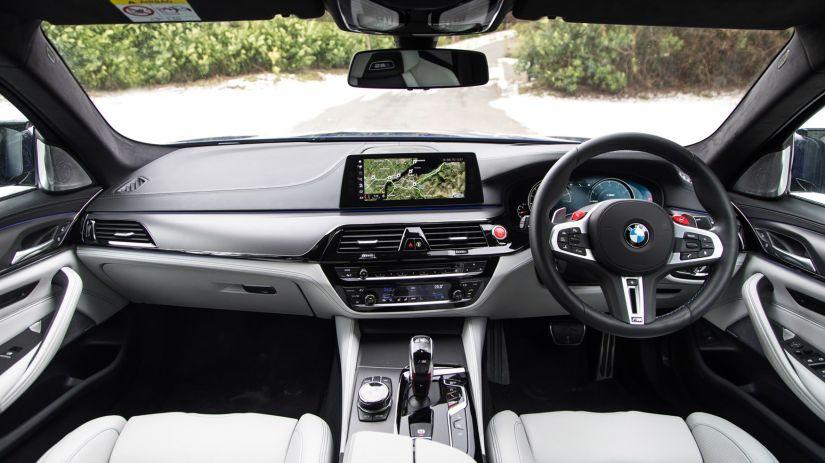 BMW confirma reserva do novo M5 no Brasil