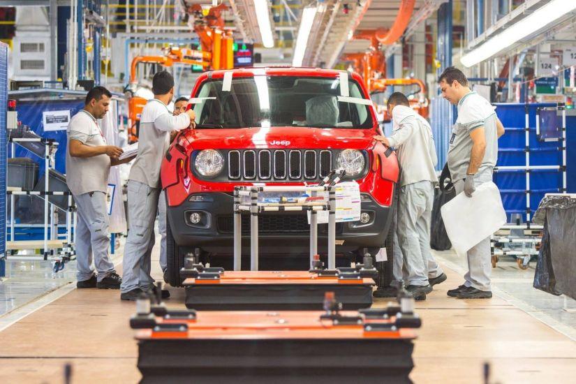 Acidente fatal mata funcionário que trabalhava na fábrica da Jeep
