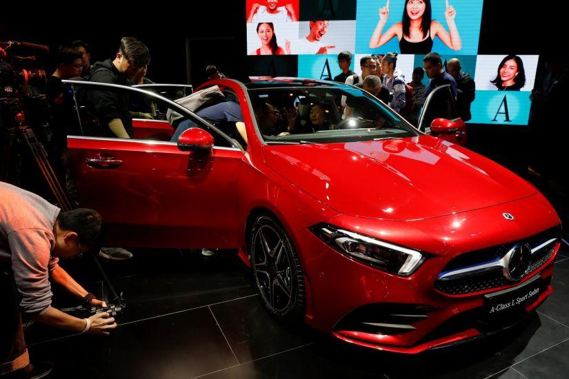 Mercedes-Benz apresenta novo Classe A Sedan