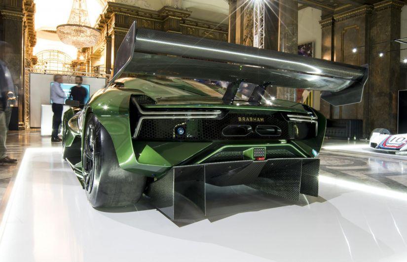 Brabham vai produzir supercarro de R$ 5 milhões