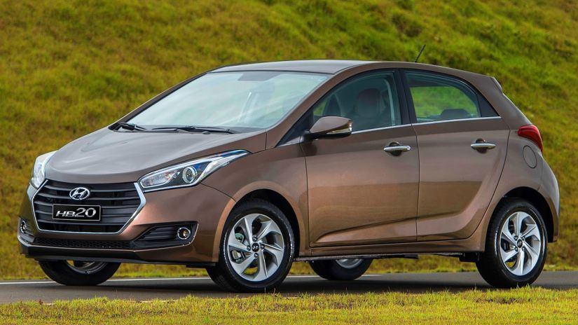 Confira os carros mais vendidos de abril de 2018