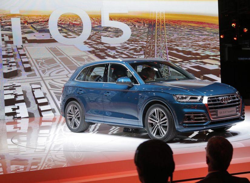Volkswagen não vai participar do Salão de Paris