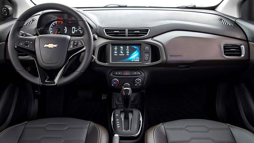 Chevrolet apresenta Onix e Prisma linha 2019