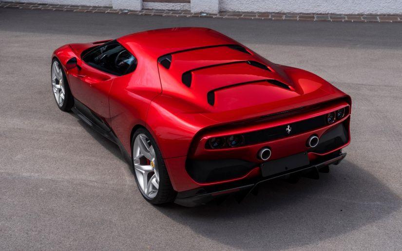 Ferrari produz modelo único para cliente especial